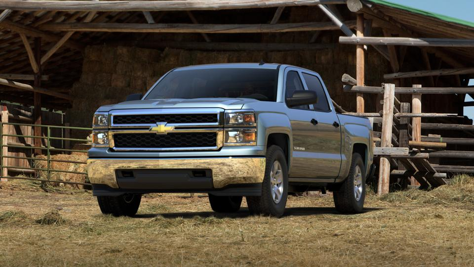2014 Chevrolet Silverado 1500 Vehicle Photo in Chelsea, MI 48118
