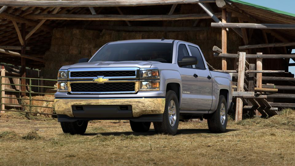 2014 Chevrolet Silverado 1500 Vehicle Photo in Massena, NY 13662