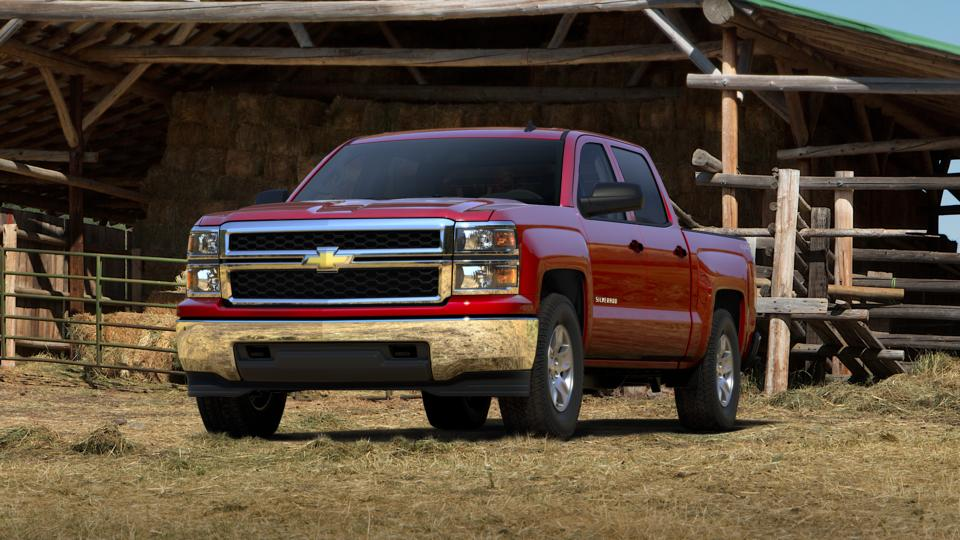 2014 Chevrolet Silverado 1500 Vehicle Photo in Hyde Park, VT 05655