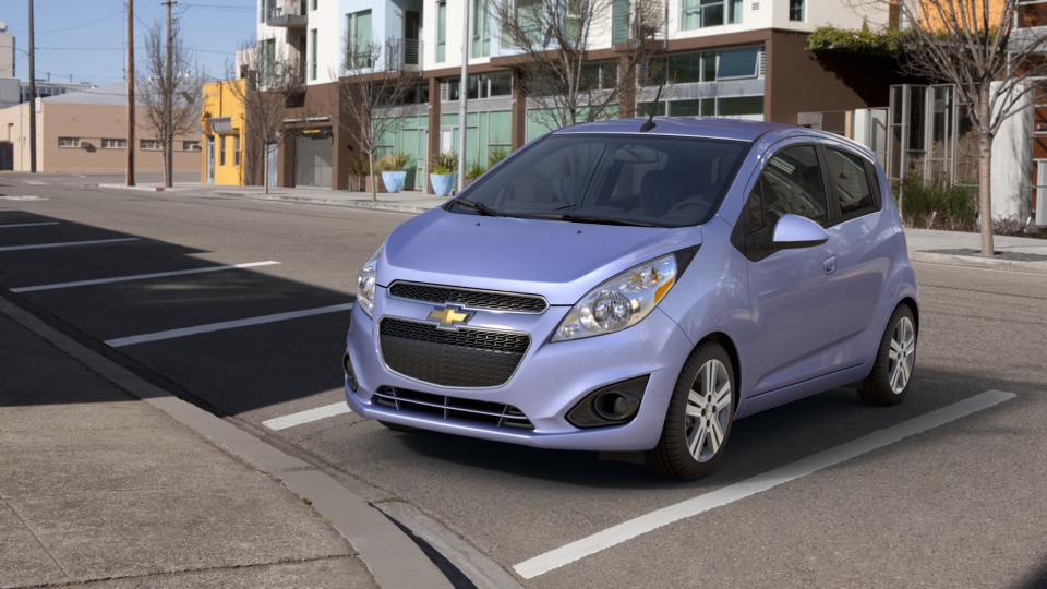 2014 Chevrolet Spark Vehicle Photo in Moon Township, PA 15108