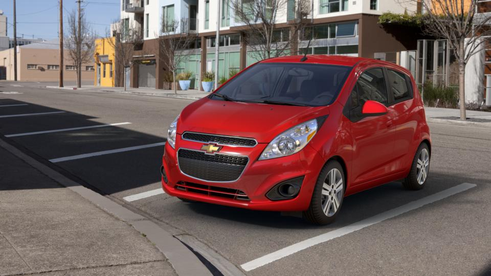 2014 Chevrolet Spark Vehicle Photo in Colorado Springs, CO 80905