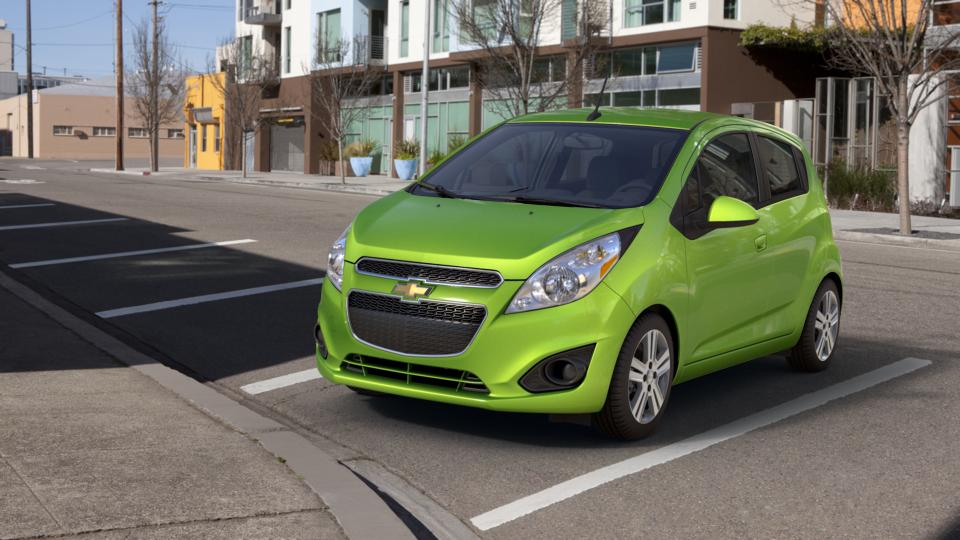 2014 Chevrolet Spark Vehicle Photo in Akron, OH 44320