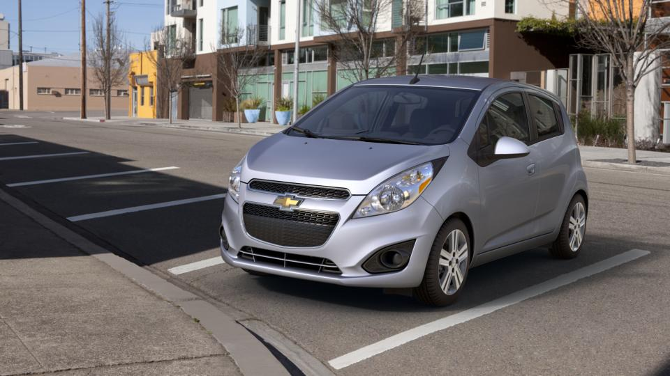 2014 Chevrolet Spark Vehicle Photo in Midland, TX 79703