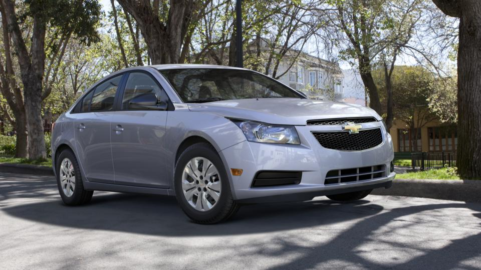 2014 Chevrolet Cruze Vehicle Photo in Warrensville Heights, OH 44128