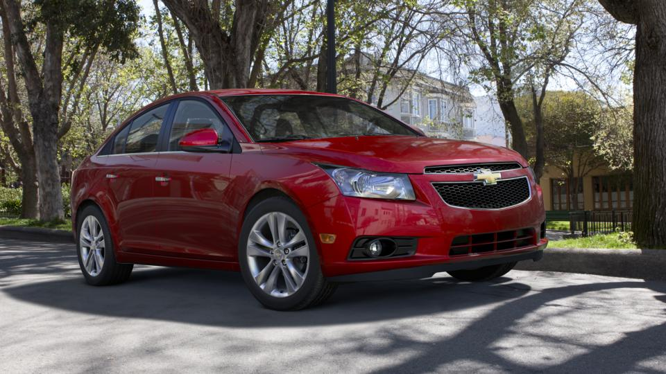 2014 Chevrolet Cruze Vehicle Photo in Colma, CA 94014