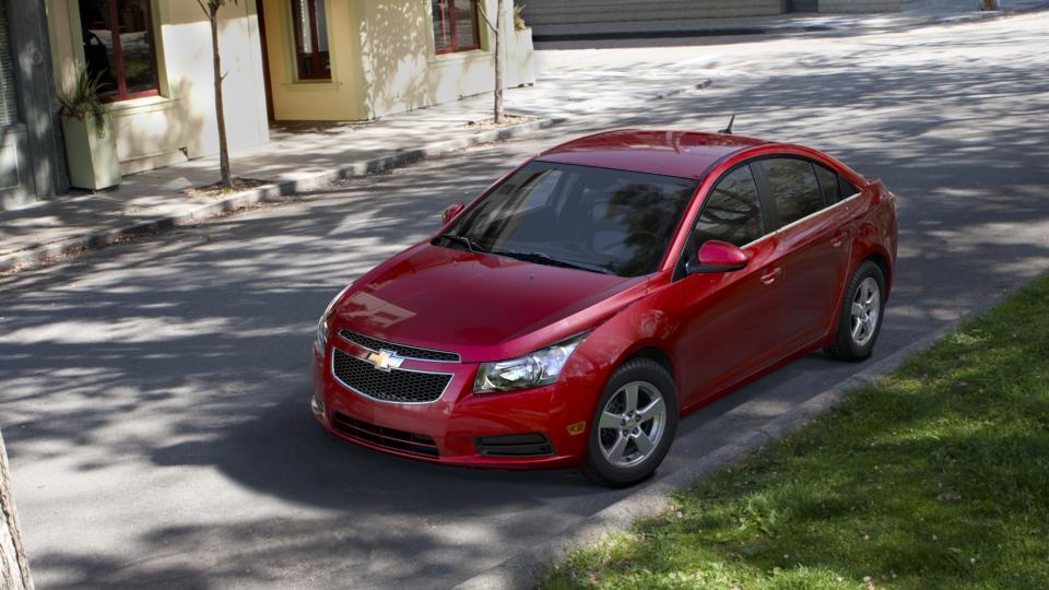 Dyer Chevrolet Fort Pierce >> Used 2014 Chevrolet Cruze Sedan 1LT (Automatic) Crystal ...