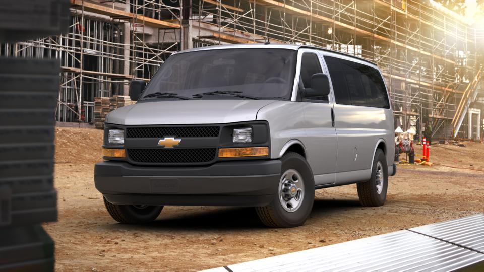 2014 Chevrolet Express Passenger Vehicle Photo in Safford, AZ 85546