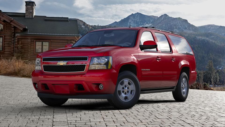 2014 Chevrolet Suburban Vehicle Photo in Ennis, TX 75119