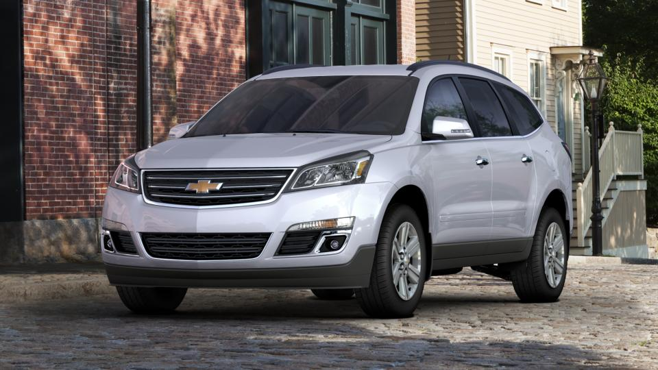 2014 Chevrolet Traverse Vehicle Photo in Wasilla, AK 99654