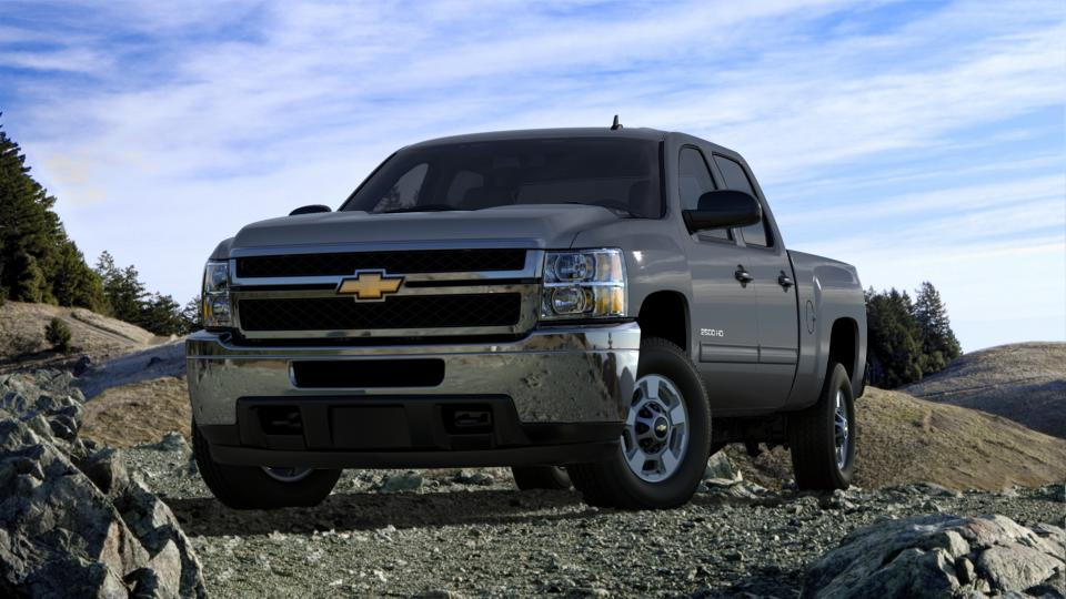 2014 Chevrolet Silverado 2500HD Vehicle Photo in San Angelo, TX 76901