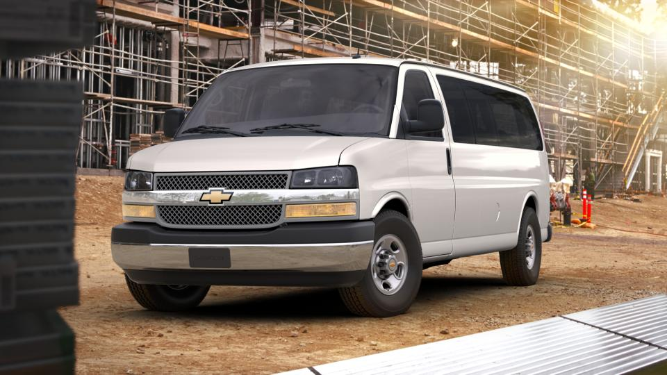 2014 Chevrolet Express Passenger Vehicle Photo in Redding, CA 96002