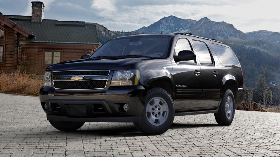 2014 Chevrolet Suburban Vehicle Photo in Bend, OR 97701