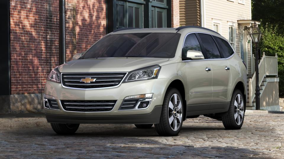 2014 Chevrolet Traverse Vehicle Photo in San Angelo, TX 76903