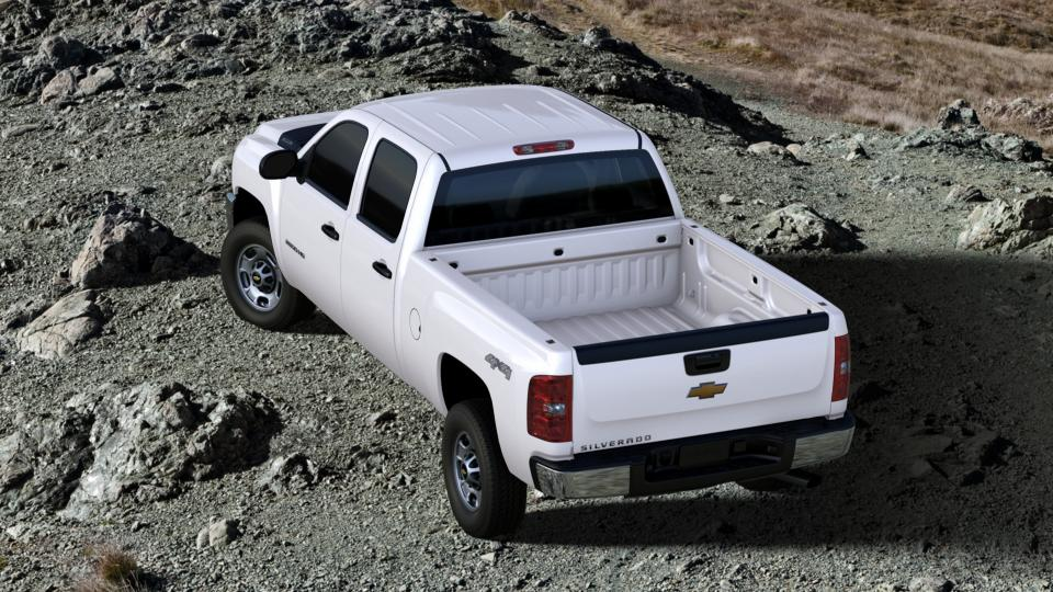 Parker Chevrolet Ashburn Ga >> Used 2014 Chevrolet Silverado 2500HD Crew Cab Standard Box 4-Wheel Drive Work Truck for Sale in ...