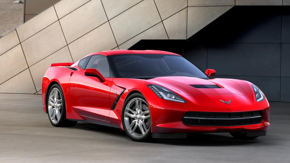 2014 Chevrolet Corvette Stingray Vehicle Photo in Austin, TX 78759