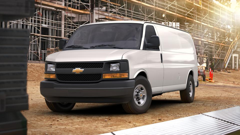 2014 Chevrolet Express Cargo Van Vehicle Photo in Joliet, IL 60435
