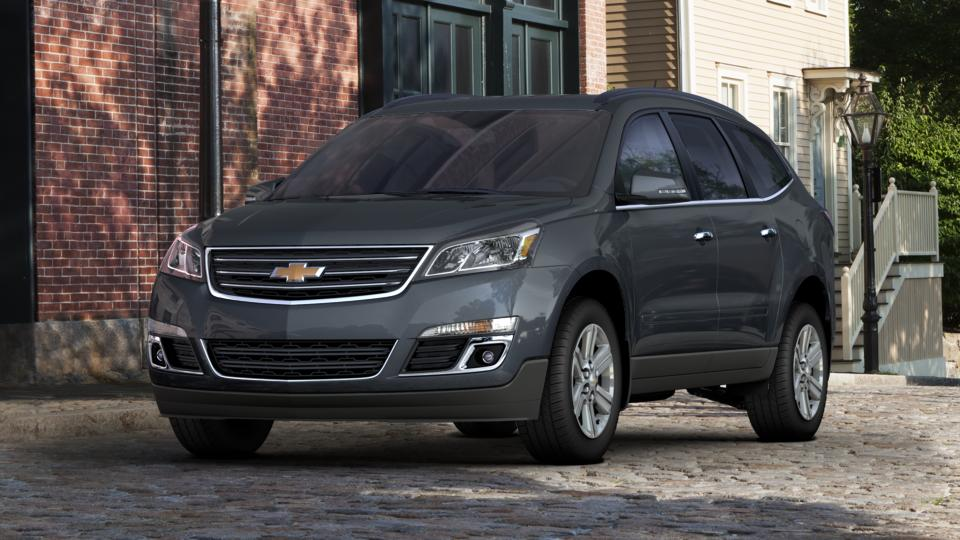 2014 Chevrolet Traverse Vehicle Photo in Minocqua, WI 54548
