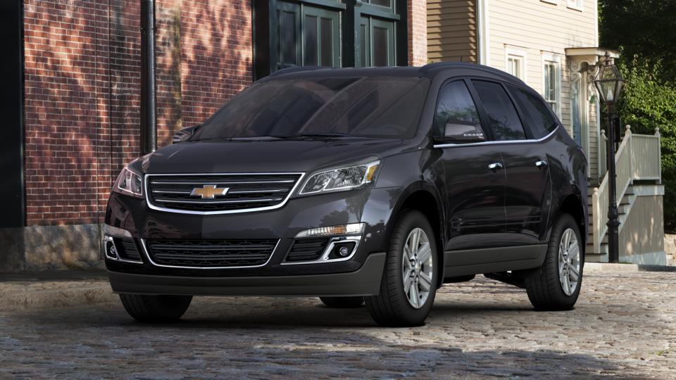 2014 Chevrolet Traverse Vehicle Photo in Gardner, MA 01440