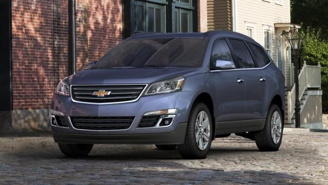 Learn About This 2014 Chevrolet Traverse For Sale in Geneva