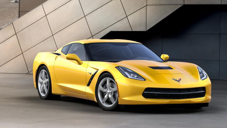 2014 Chevrolet Corvette Stingray Vehicle Photo in Colorado Springs, CO 80905