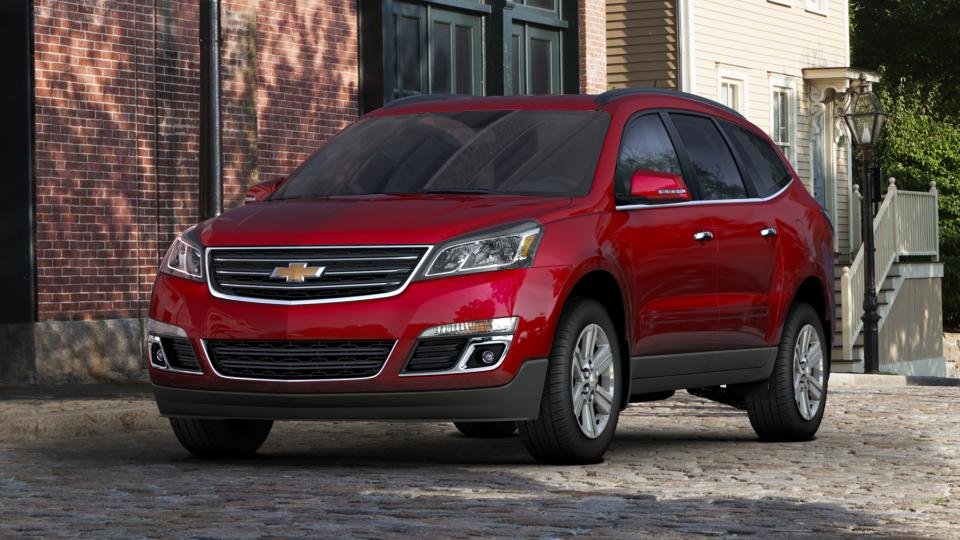 2014 Chevrolet Traverse Vehicle Photo in Reese, MI 48757