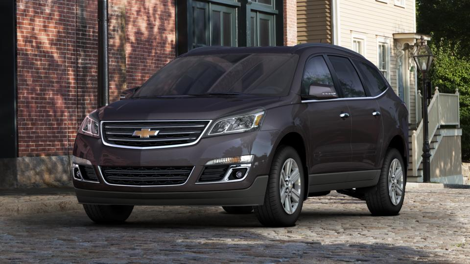 2014 Chevrolet Traverse Vehicle Photo in Oakdale, CA 95361