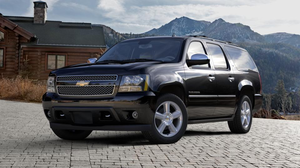 2014 Chevrolet Suburban Vehicle Photo in Libertyville, IL 60048