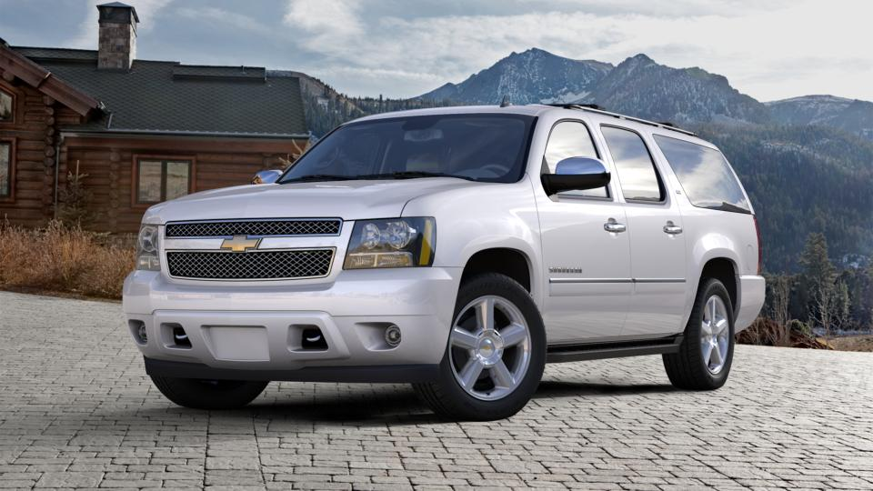2014 Chevrolet Suburban Vehicle Photo in Saginaw, MI 48609