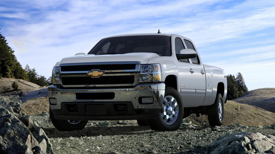 2014 Chevrolet Silverado 2500HD Vehicle Photo in Greensboro, NC 27405
