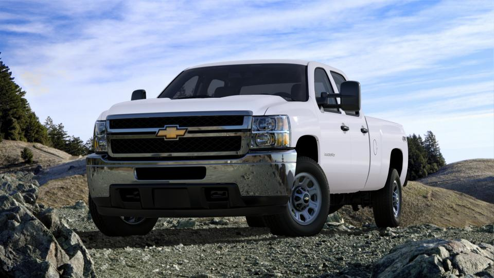 2014 Chevrolet Silverado 3500HD Vehicle Photo in Danville, KY 40422