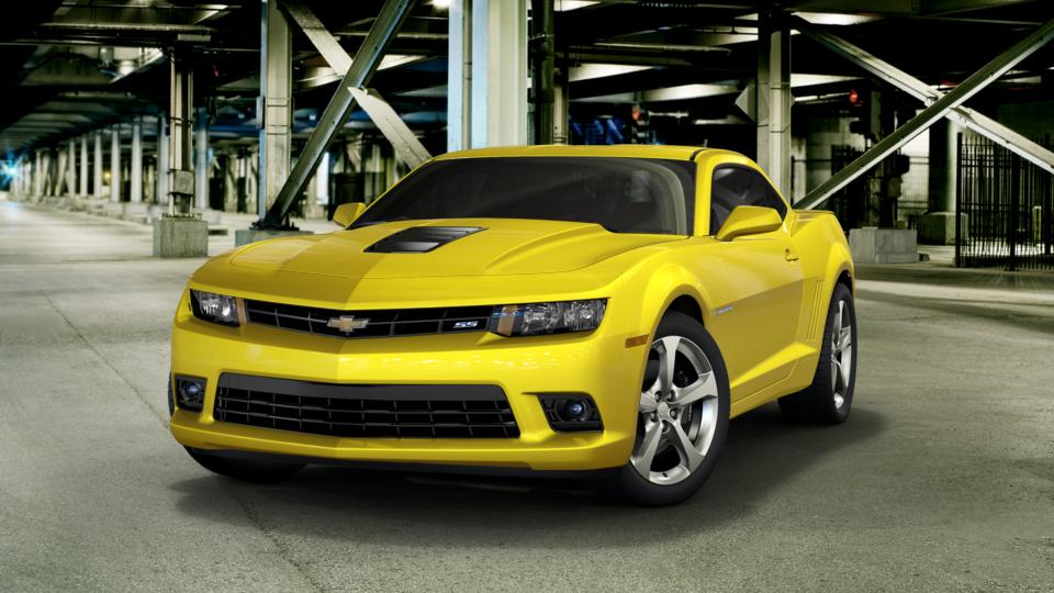 2014 Chevrolet Camaro Vehicle Photo in San Angelo, TX 76901