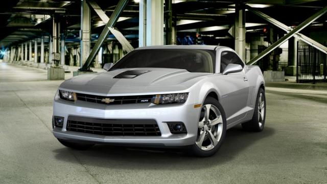 Silver Ice Metallic 2014 Chevrolet Camaro SS for Sale in
