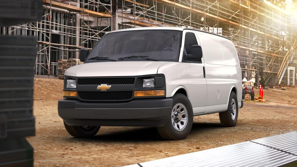 2014 Chevrolet Express Cargo Van Vehicle Photo in Schaumburg, IL 60173