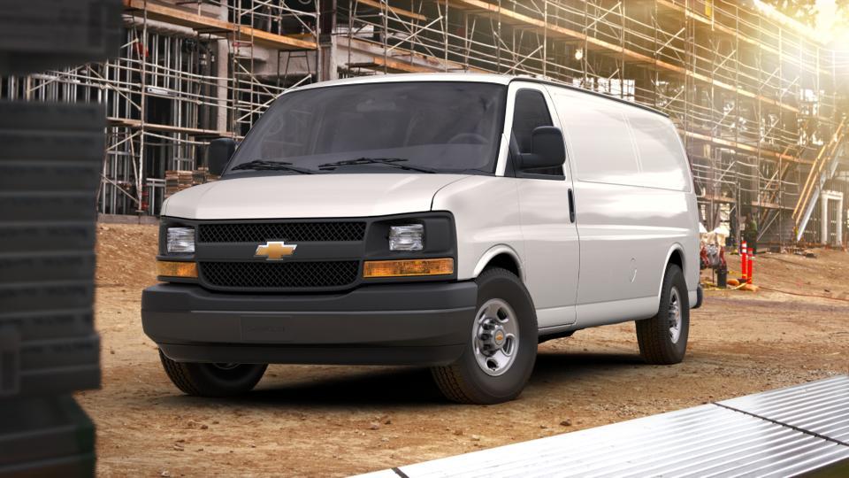 2014 Chevrolet Express Cargo Van Vehicle Photo in Wilmington, NC 28403
