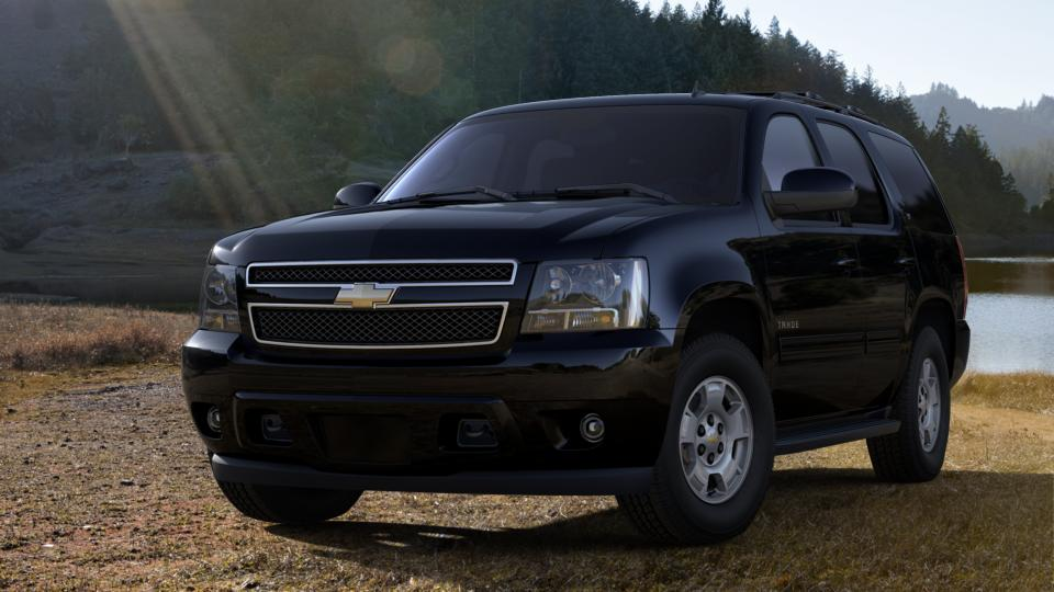 2014 Chevrolet Tahoe Vehicle Photo in Lowell, IN 46356