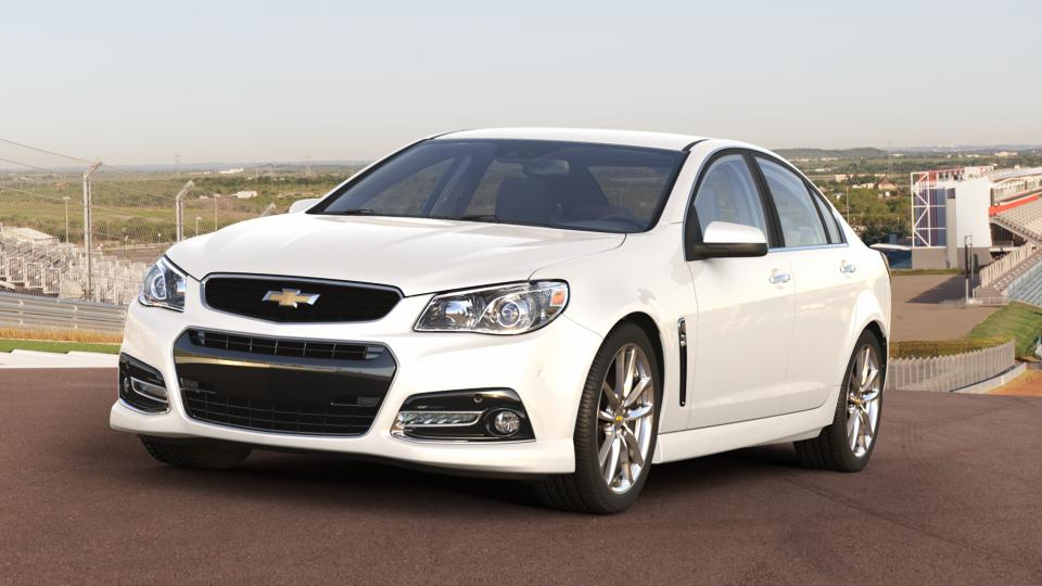 2014 Chevrolet SS Vehicle Photo in Twin Falls, ID 83301