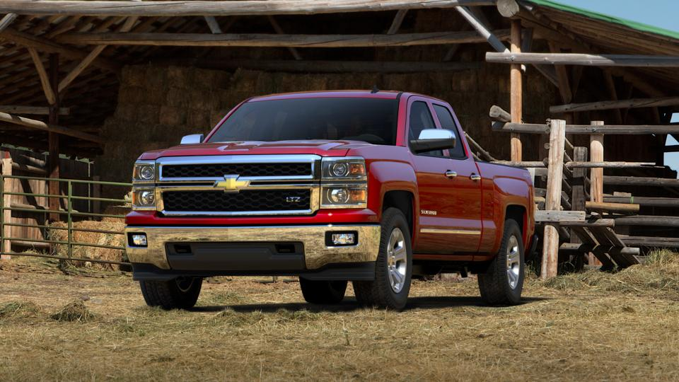 2014 Chevrolet Silverado 1500 Vehicle Photo in Appleton, WI 54914
