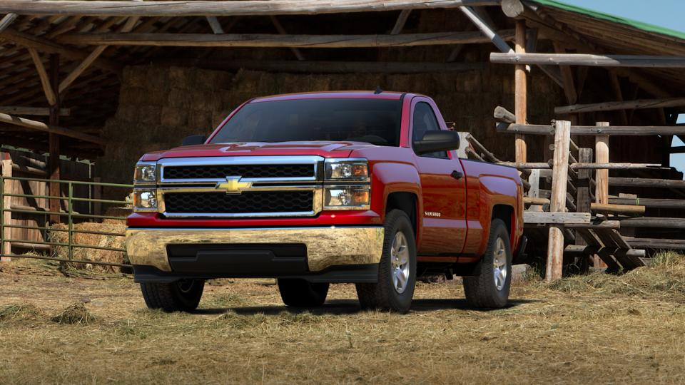2014 Chevrolet Silverado 1500 Vehicle Photo in Hudson, FL 34667