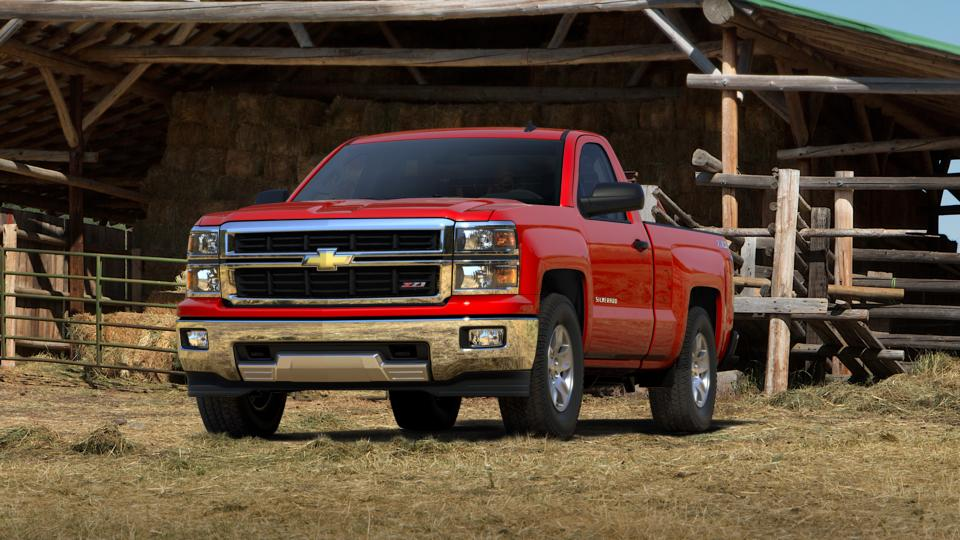 2014 Chevrolet Silverado 1500 Vehicle Photo in Bartow, FL 33830