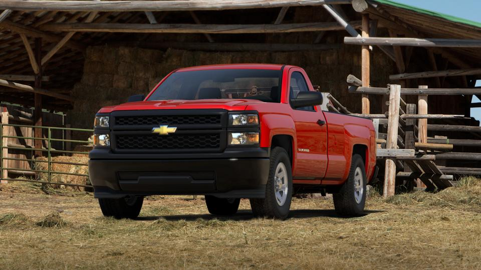 2014 Chevrolet Silverado 1500 Vehicle Photo in Johnston, RI 02919