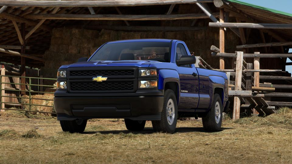 2014 Chevrolet Silverado 1500 Vehicle Photo in South Portland, ME 04106