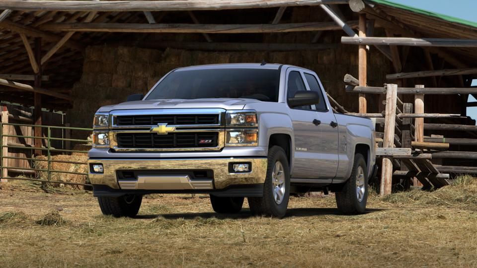 2014 Chevrolet Silverado 1500 Vehicle Photo in Mukwonago, WI 53149