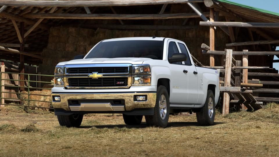 2014 Chevrolet Silverado 1500 Vehicle Photo in San Antonio, TX 78249