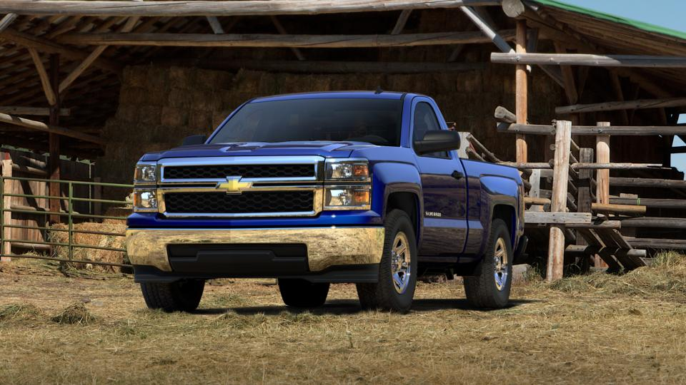 2014 Chevrolet Silverado 1500 Vehicle Photo in Willoughby Hills, OH 44092