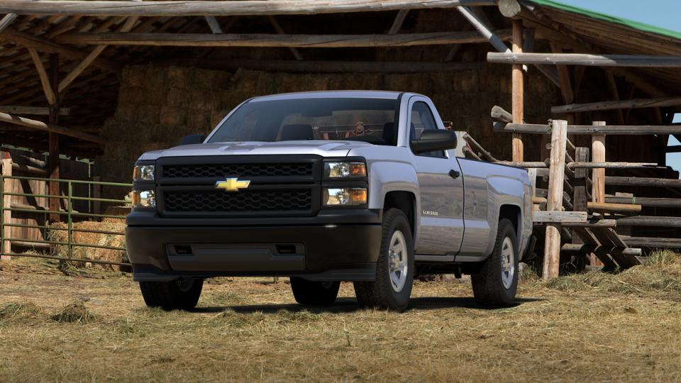 2014 Chevrolet Silverado 1500 Vehicle Photo in Lowell, IN 46356