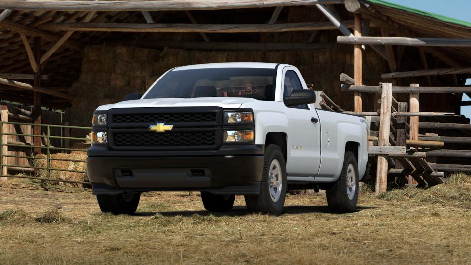 2014 Chevrolet Silverado 1500 Vehicle Photo in Warrensville Heights, OH 44128