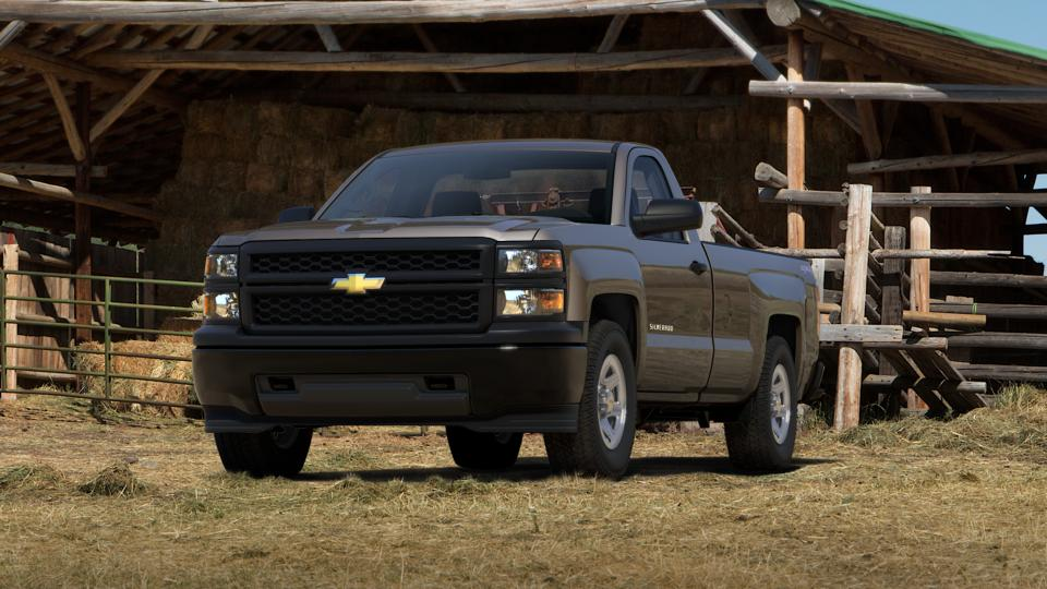 2014 Chevrolet Silverado 1500 Vehicle Photo in Doylestown, PA 18902