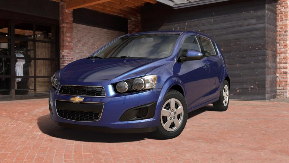 2014 Chevrolet Sonic Vehicle Photo in Akron, OH 44320