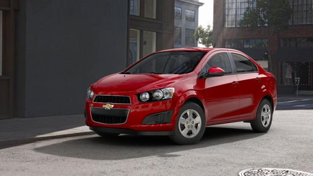 Cars For Sale By Owner In Dallas Tx >> Red Hot 2014 Chevrolet Sonic Sedan Ls Auto For Sale In