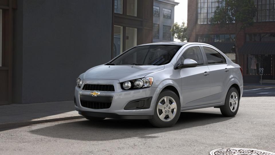 2014 Chevrolet Sonic Vehicle Photo in West Harrison, IN 47060